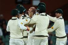 3rd Test: Nathan Lyon Puts Australia in Command of Day-Night Test