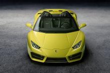 New Lamborghini Huracan: Half the Grip, Double the Fun