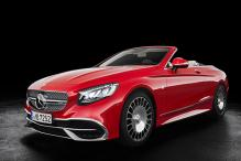 Limited Edition Mercedes-Maybach S650 to Come With Swarovski Elements in its Headlamps