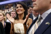 Indian-American Nikki Haley to Meet Donald Trump, Expected to Get Top Cabinet Post