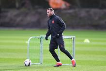 Europa League: Wayne Rooney Back in Training Ahead of Anderlecht Tie