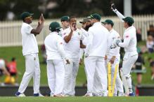 2nd Test, Day 1: Philander, Abbot Tear Apart Australia, Starc Leads Fightback