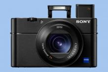 Sony RX100 V Camera Launched For Rs 79,990