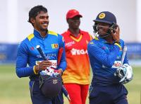 1st ODI: De Silva Leads Sri Lanka to Quickfire Win Over Zimbabwe