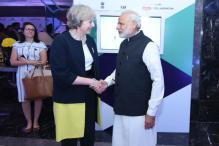 Theresa May Offers Liberal Visa Scheme for Indian Businessmen