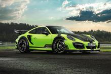 The TechArt GTstreet R Takes Porsche 911 Turbo to a Whole New Level