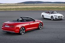 Audi A5 Drops the DropTop Ahead of The LA Auto Show 2016