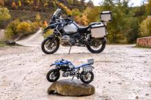 BMW R 1200 GS to Have a 'Working' Lego Model That's As Cool As the Bike Itself