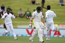 2nd Test: Pakistan Strike Twice Before Rain Halts Day 1 of Hamilton Test