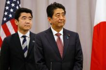 Japan PM Shinzo Abe Calls Donald Trump Trustworthy