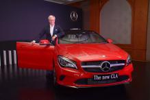 2017 Mercedes-Benz CLA Facelift Launched in India