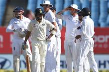 India Survive England Scare; Rajkot Test Ends in a Draw