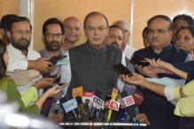 Demonetisation: Disruption, Not Debate is Opposition's Mantra, says Jaitley