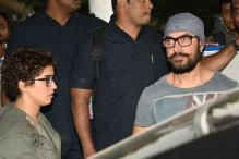 Aamir Khan Dresses Casually in Recent Photos But Still Looks Like The Boss