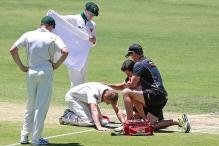 Adam Voges Hospitalised After Being Hit on Head by Bouncer