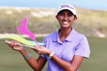 Golfer Aditi Ashok in Joint Lead at Qatar, In Line For Second Title In Row