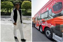 Hi-tech Rath Develops Snag, Akhilesh Shifts to Official SUV