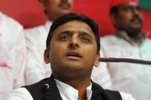 Akhilesh Yadav Flags Off India-Myanmar-Thailand Friendship Car Rally