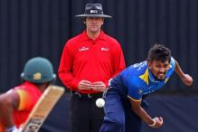 Sri Lanka's Suranga Lakmal Fined Half Match-fee For Misconduct Against Zimbabwe