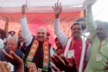 Amit Shah Vows to Make UP the Richest; Asks Voters to 'Dump' SP, BSP