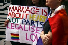 Australia's Same-sex Marriage Bill Voted Down
