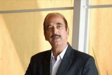 Congress' Ghulam Nabi Azad Refuses to Apologise Over Uri Remark