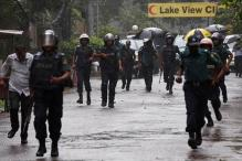 Bangladesh: Militant Takes to FB to Stop Police From Storming the Building