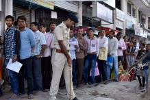 Constable Suspended for Hitting People in Queue Outside Bank