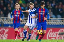 La Liga: Barcelona Fail To Break Sociedad Streak, Atletico Madrid Bounce Back