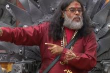 Swami Om Chops Off His Hair; Looks Unrecognizable In His New Avatar