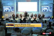 Beyond Mobility 2016: Bosch Offers Localised, Connected and Smart Solutions