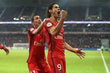 Champions League: PSG Look to Unpredictable Cavani for Goals at Basel