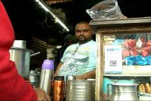 As Nation Faces Cash Crunch, This Tea-Seller Takes To Paytm
