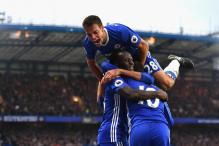 EPL: Victor Moses Downs Spurs to Lead Chelsea Back to Summit