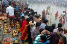 Chhath Puja Festival Begins in Bihar