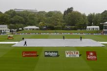 1st Test: Rain Washes Out New Zealand-Pakistan Day 1 in Christchurch