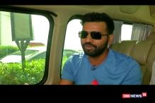 'Day Out with Rohit Sharma'