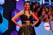 MTV European Music Awards: Deepika Padukone Slays in Monisha Jaising Outfit on Red Carpet