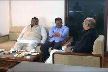 Delhi Pollution At Its Worst, CM Meets Centre