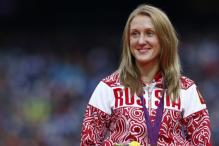 Russia's Yuliya Zaripova Stripped of London Steeplechase Gold Medal