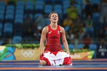 Rio Olympics Gold-Medallist Erica Wiebe Eyes Spot in Pro Wrestling League
