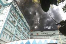 Fire Breaks Out at SSKM Hospital in Kolkata