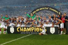World Champions Germany to Meet Pope in Vatican