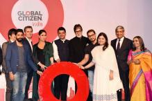 Rob To Craft Visual Installations At Global Citizen Festival India