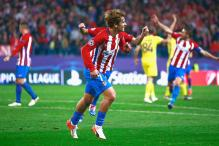 Champions League: Griezmann Strikes Late Winner as Atletico Madrid Enter Last 16
