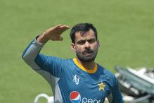 Pakistan Recall Mohammad Hafeez for ODI Series Against Australia