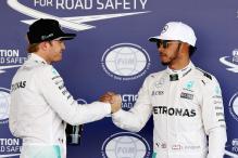 Brazilian Grand Prix: Nico Rosberg Pips Lewis Hamilton in Final Practice