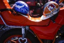 Airbag Helmets Safer Than Regular Foam Versions