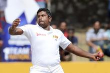 Rangana Herath Becomes Third Player to Take Five-For Against all Test Playing Nations