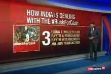 How India Is Dealing With The Rush For Cash